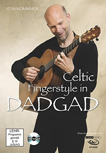 Celtic Fingerstyle in DADGAD: Gitarrenworkshop