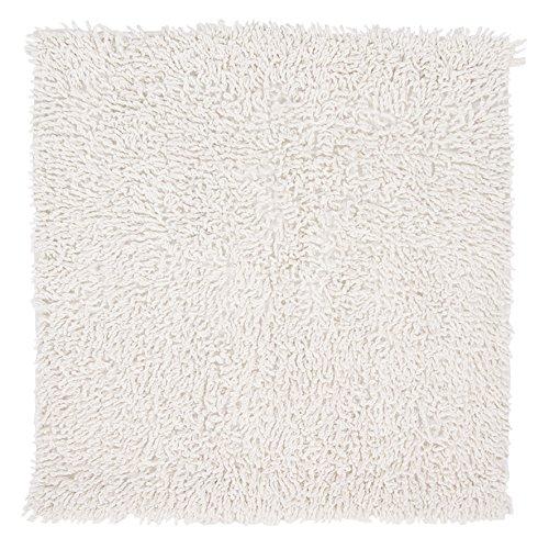 Differnz 31.102.16Priori Tappeto di Bagno, Bianco