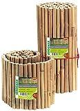 Betty Garden 3428 - Bordo Ornamentale Per Giardino In Legno Bamboo