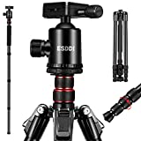 Best Compact Dslr Cameras - ESDDI Camera Tripod, 79 inches Aluminum Tripod Review