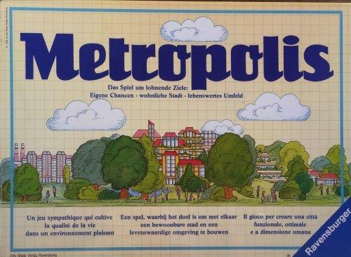 Ravensburger 60451451 - Metropolis