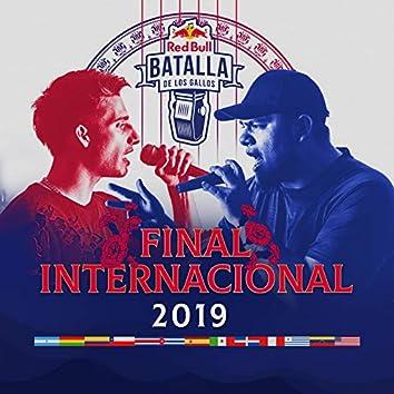 Final Internacional España 2019 (Live)