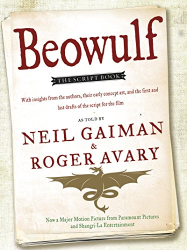 Beowulf: The Script Book (English Edition)