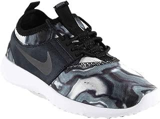 Juvenate Print Women's Running Shoes 749552-006 6y Black / Cool Grey - Black - White