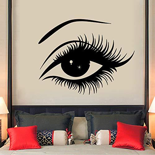Hetingyue kunstdruk ogen vinyl behang rol kinderen slaapkamer woonkamer meubels decoratie van het huis