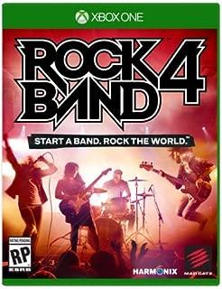 rock band 4 disc