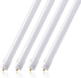 US Stock 15 Pack T8 LED Light Tube with ETL Listed V Shape Double Rows 5ft 30W FA8 Cap 6500K Clear Lens White Daylight Work Without Ballast 5 Foot led Fluorescent Replacement for Garage
