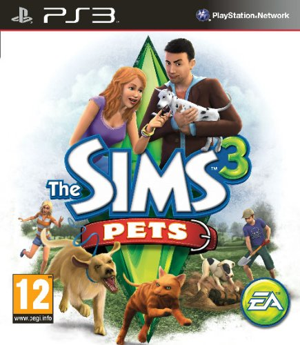 The Sims 3 Pets (PS3) [Importación inglesa]