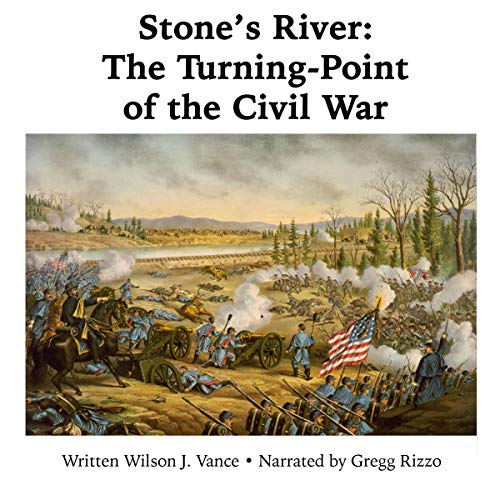 Couverture de Stone's River the Turning-Point of the Civil War