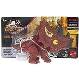 Jurassic World Triceratops Snap Squad Camp Cretaceous Hbx47 4+ Mattel Netflix