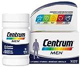 Centrum Men Multi Vitamines et Minéraux, 13 Vitamines et 10 Minéraux, Complément Alimentaire, Pour Homme, 30 comprimés