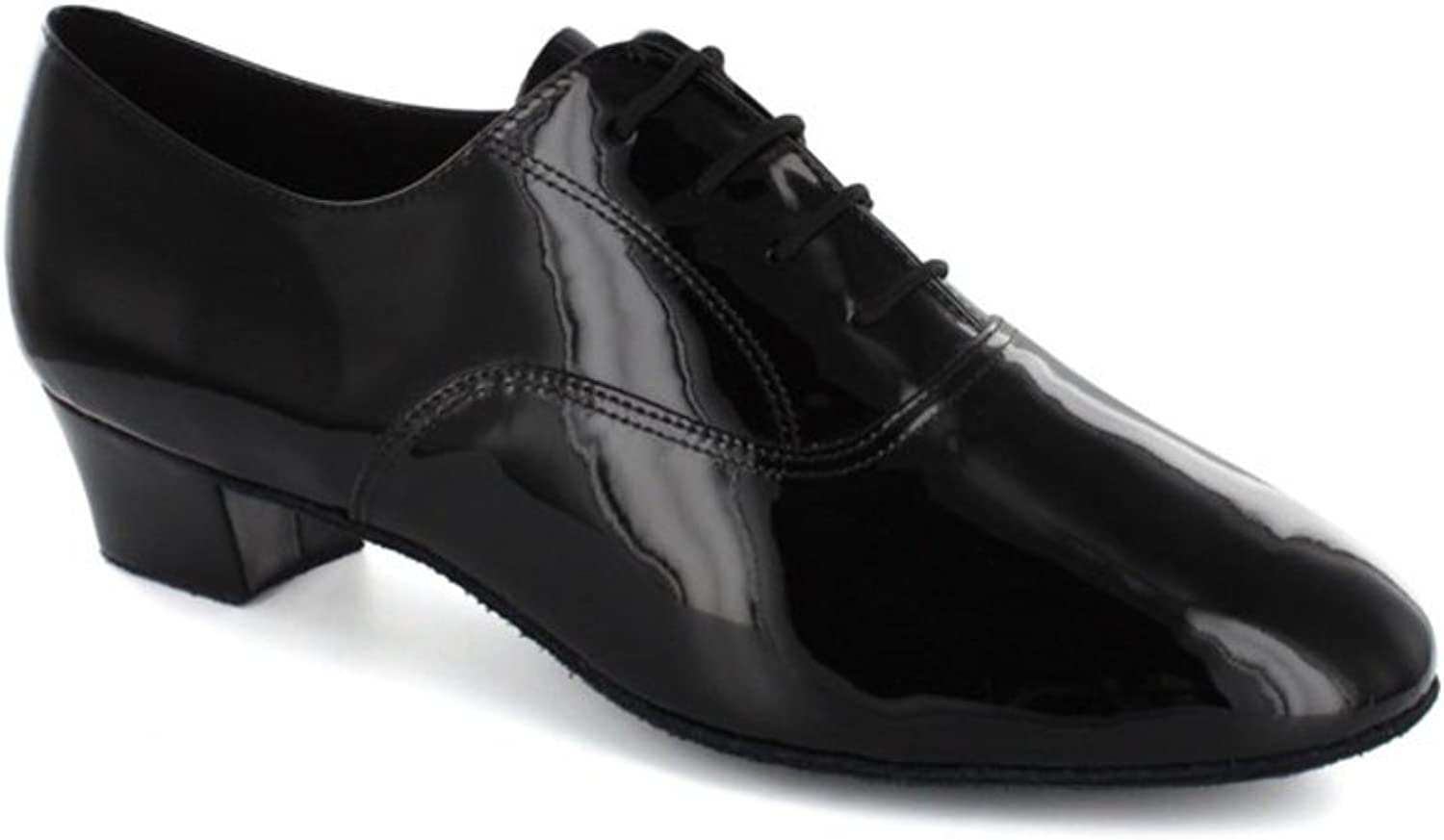 Men's Latin Dance shoes Black Soft Dancing shoes at The end of Non-Slip wear Dance shoes