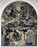 EL Greco – The Burial of Count Orgaz 1586 EL Greco