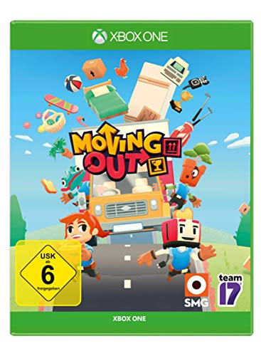 Moving Out - [Xbox One]