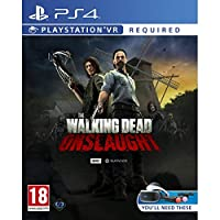 The Walking Dead: Onslaught (PS4) (輸入版)