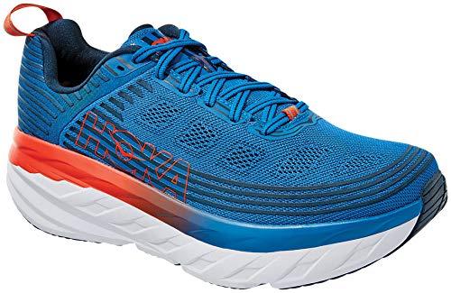 Hoka Bondi 6, Zapatillas de Running por Hombre, Azul (ImperialBlue/MajolicaBlue IBMB), 42 2/3 EU