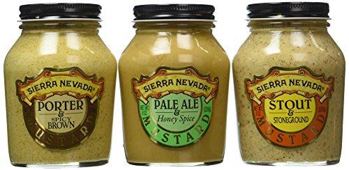 Sierra Nevada Mustard Gift Set