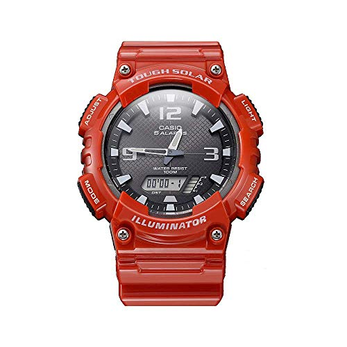 Find Bargain DSWDA Electronic Watch Luminous Solar Leisure Outdoor Sports Student Fashion Watch (Col...