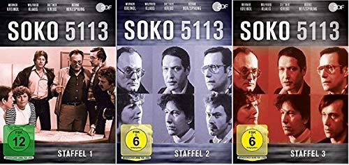Staffel 1-3