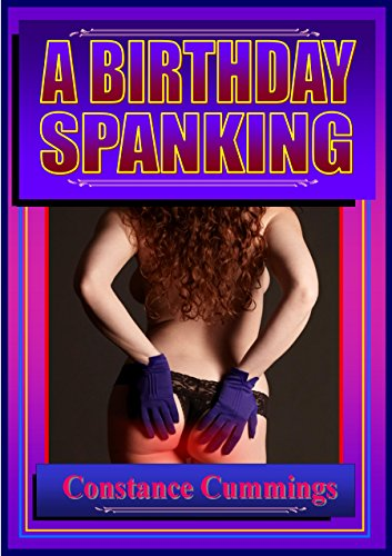 Birthday Girl Spanking