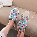 Kirin-1 Zapatillas de casa de Hombre,Zapatillas para el hogar de...