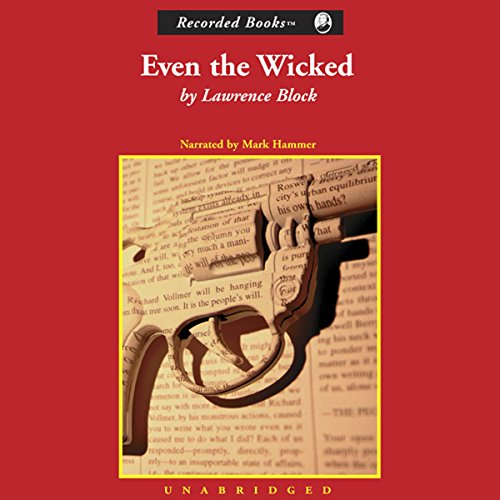 Even the Wicked cover art