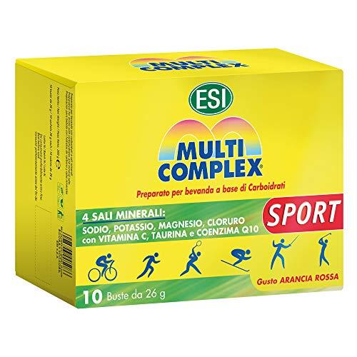 Multicomplex Sport - 10 Buste