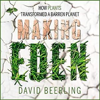 Page de couverture de Making Eden