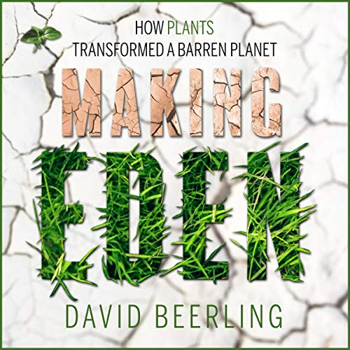 Page de couverture de Making Eden