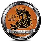 Bossman Relaxing Beard Balm - Tamer, Thickener, Relaxer and Softener Cream and Beard Care Product - Made in USA… 2
