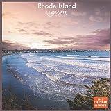 Rhode Island Landscape Calendar 2022: Official Rhode Island State Calendar 2022, 16 Month Calendar 2022