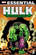 Essential Hulk - Volume 3: Reissue (Incredible Hulk)