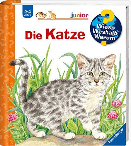 Wieso? Weshalb? Warum? junior: Die Katze (Band 21) (Wieso? Weshalb? Warum? junior, 21)