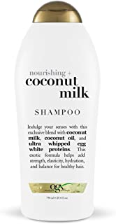 Best organic coconut shampoo Reviews
