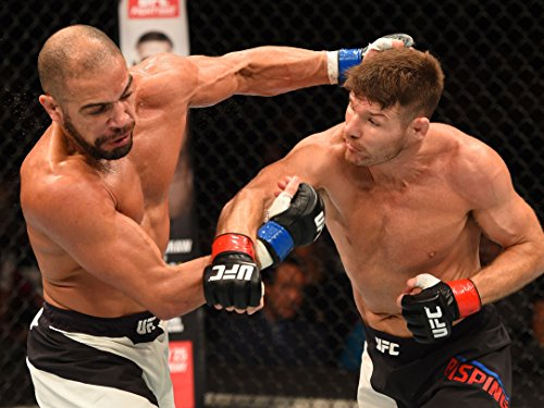 Michael Bisping vs. Thales Leites UFC Fight Night 72