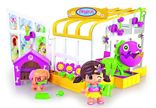 Pinypon - Playset Cabaña de Mascotas, para niños y niñas a Partir...