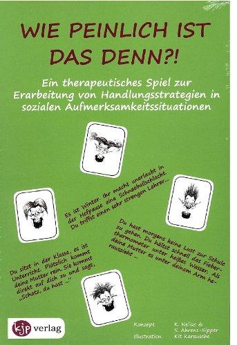 Wie peinlich ist das denn?! Konzept: K. Nelius & S.Ahrens-Eipper Illustration: Kit Karausche