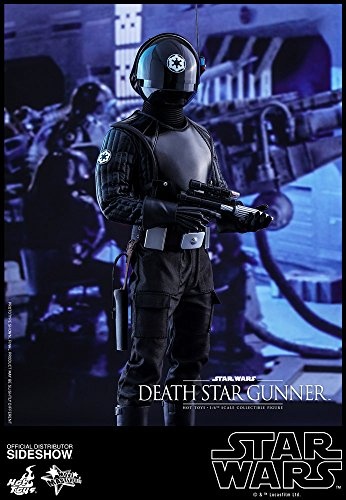 """Hot Toys Star Wars Episode IV A New Hope Death Star Gunner 1/6 Scale 12"""" Figure -  4897011182872"""