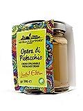 Sicilia Bedda - Crema di Pistacchio Siciliano - Senza Glutine, Senza Lattosio, Senza Olio di Palma - Prodotto Vegano - Gr.100