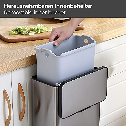SILBERTHAL Contenedores para hacer compost