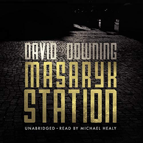 Masaryk Station  By  cover art