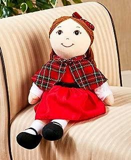 old fashioned rag doll