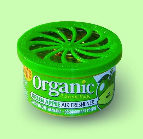Organic Can Autoduft die Duftdose fürs Auto - Grüner Apfel green Apple