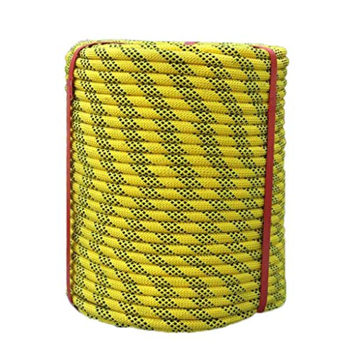 30 Meters Long Rope, Thickness 16/18/20Mm Camping Garden Boating Pet Climbing Multi-Purpose Utility Rope,16mm