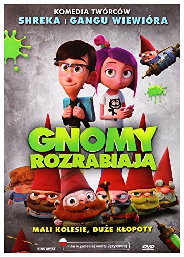 Gnomy rozrabiajÄ [DVD] (Keine deutsche Version)