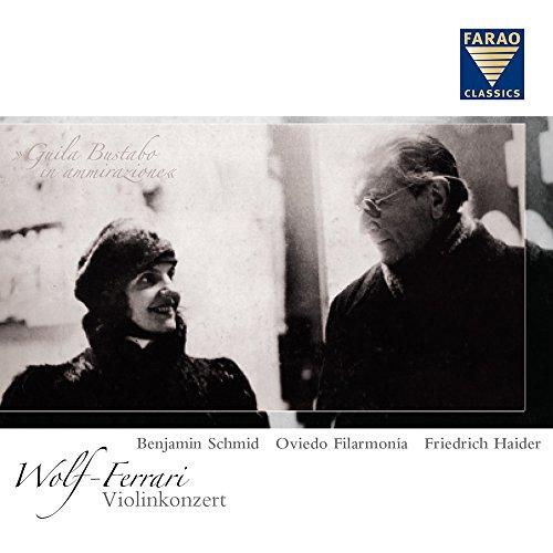 Ermanno Wolf-Ferrari - Violinkonzert & Orchestermusik aus Opern (CD + Bonus DVD)