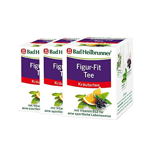 Bad Heilbrunner Figur-Fit Tee, 3er Pack