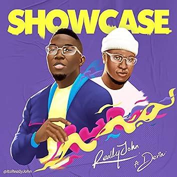 Showcase (feat. Derin)