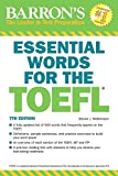 Essential Words for the TOEFL (Barron's Test Prep) (English Edition)