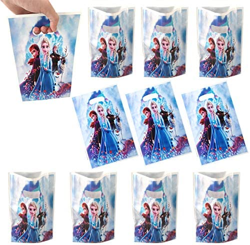 30 Packs Frozen Princess Cute Party Gift Bags Frozen Princess Gift Candy Bags Party Decorations product image